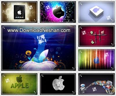 تصاویری از شرکت اپل برای دسکتاپ - دانلودنشان دات کام