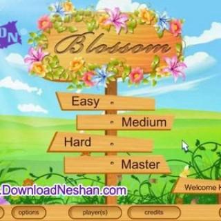 دانلود بازی آبیاری گلها از دانلودنشان دات کام