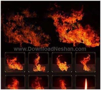 براش جهنم آتش - دانلودنشان دات کام