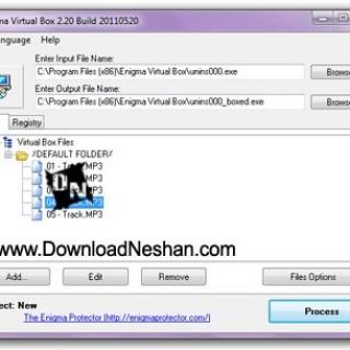 اضافه کردن چند فایل مثل آهنگ،عکس،متن و.. به یک فایل اجرایی - دانلودنشان دات کام