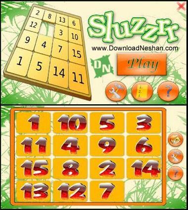 بازی فوق العاده زیبای پازل با نام Sluzzrr برای موبایل - دانلودنشان دات کام