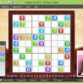 دانلود بازی جدول سودوکو برای کامپیوتر