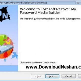 بازیابی قدرتمند رمز عبور ویندوز - دانلودنشان دات کام